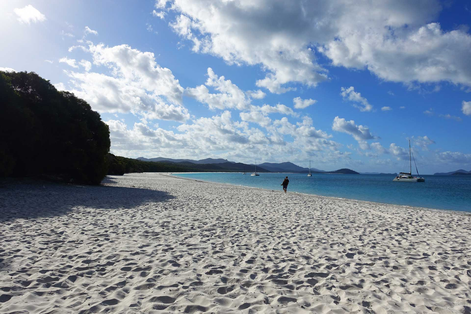The best beach in Australia – Whitehaven Beach