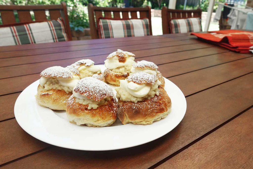 How to Make Swedish Semla Recipe