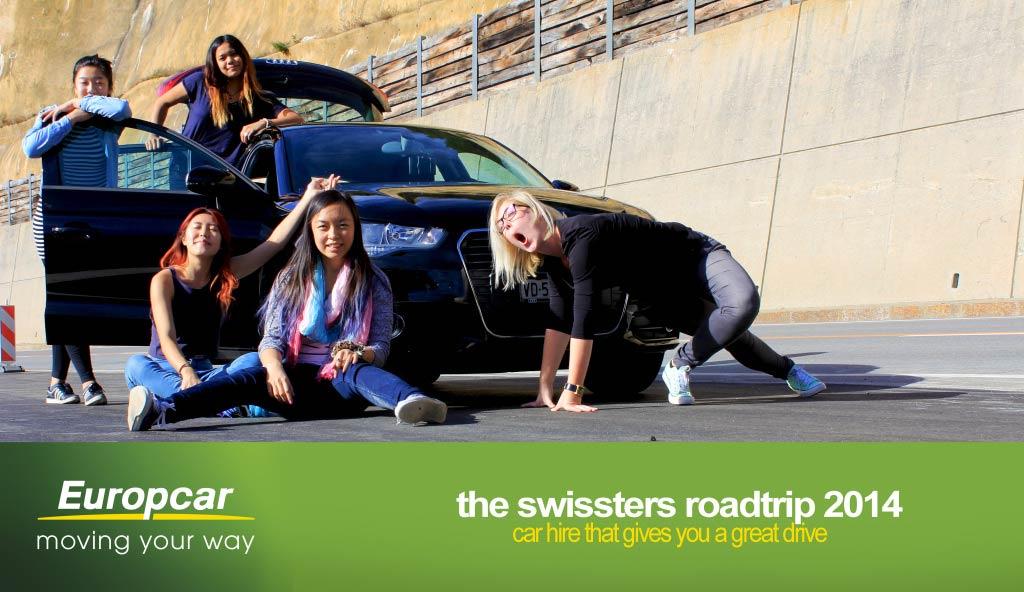 Swissters Europcar Ad