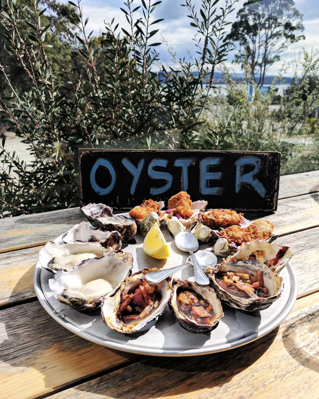 Get Shucked Oysters Bruny Island