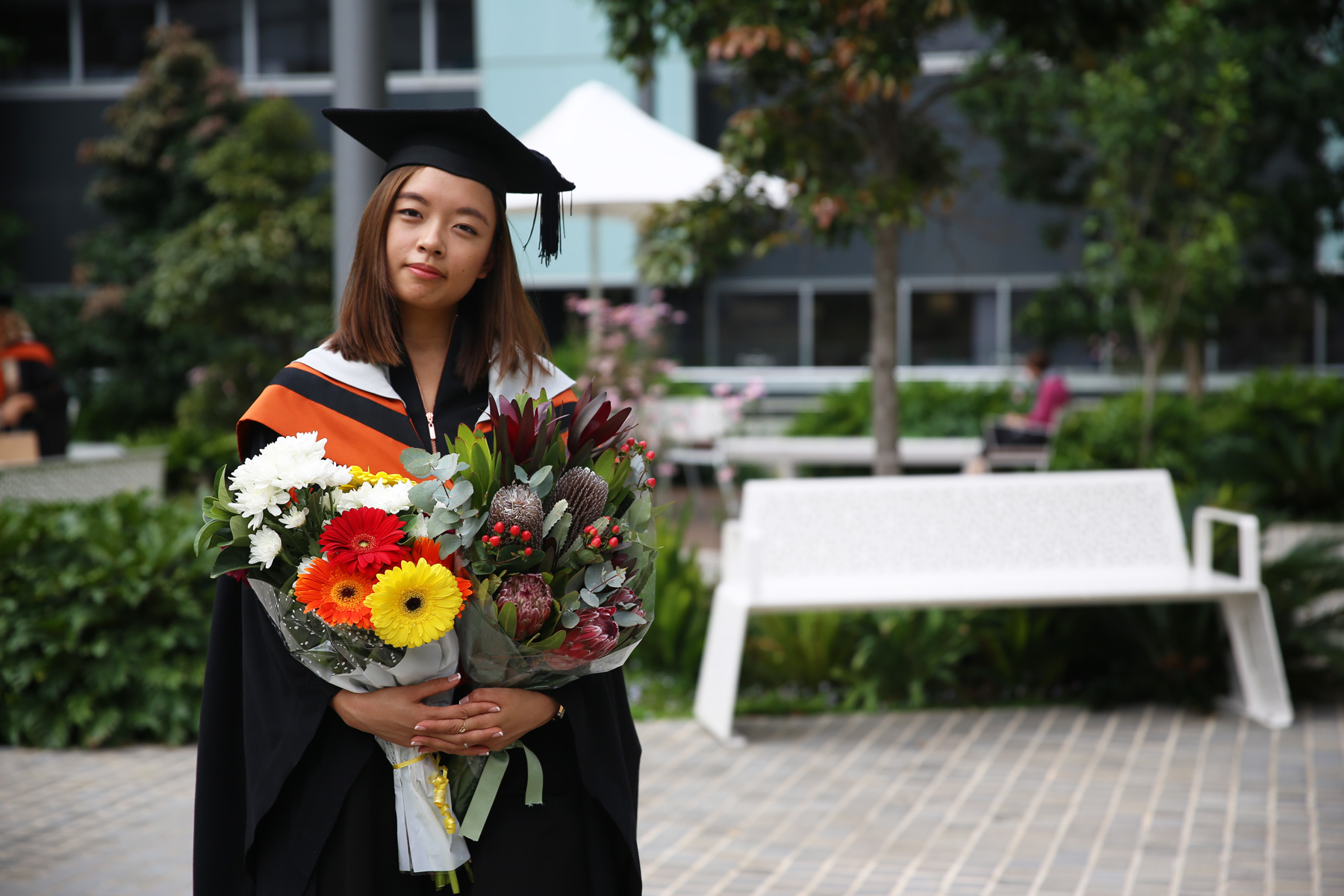 Leonie's Graduation UTS