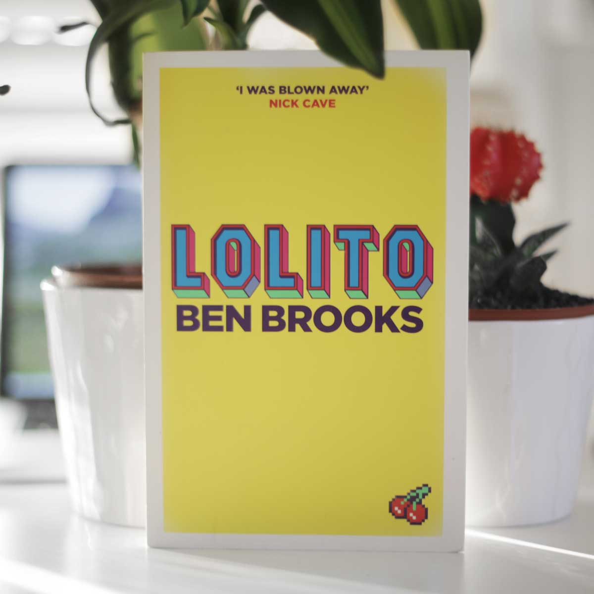 Lolito by Ben Brooks – Books on online romance