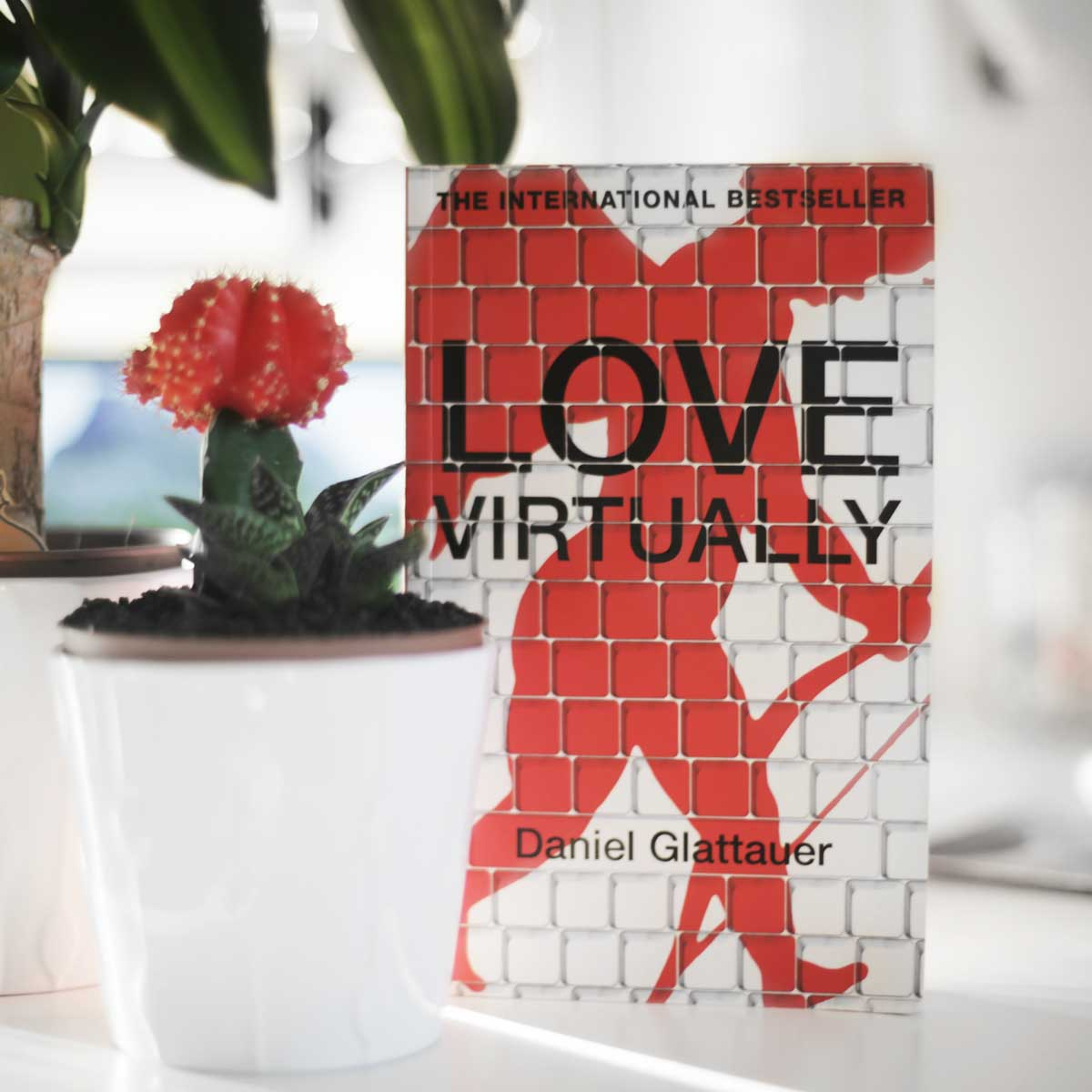 Love Virtually by Daniel Glattauer – Books on Online Romance