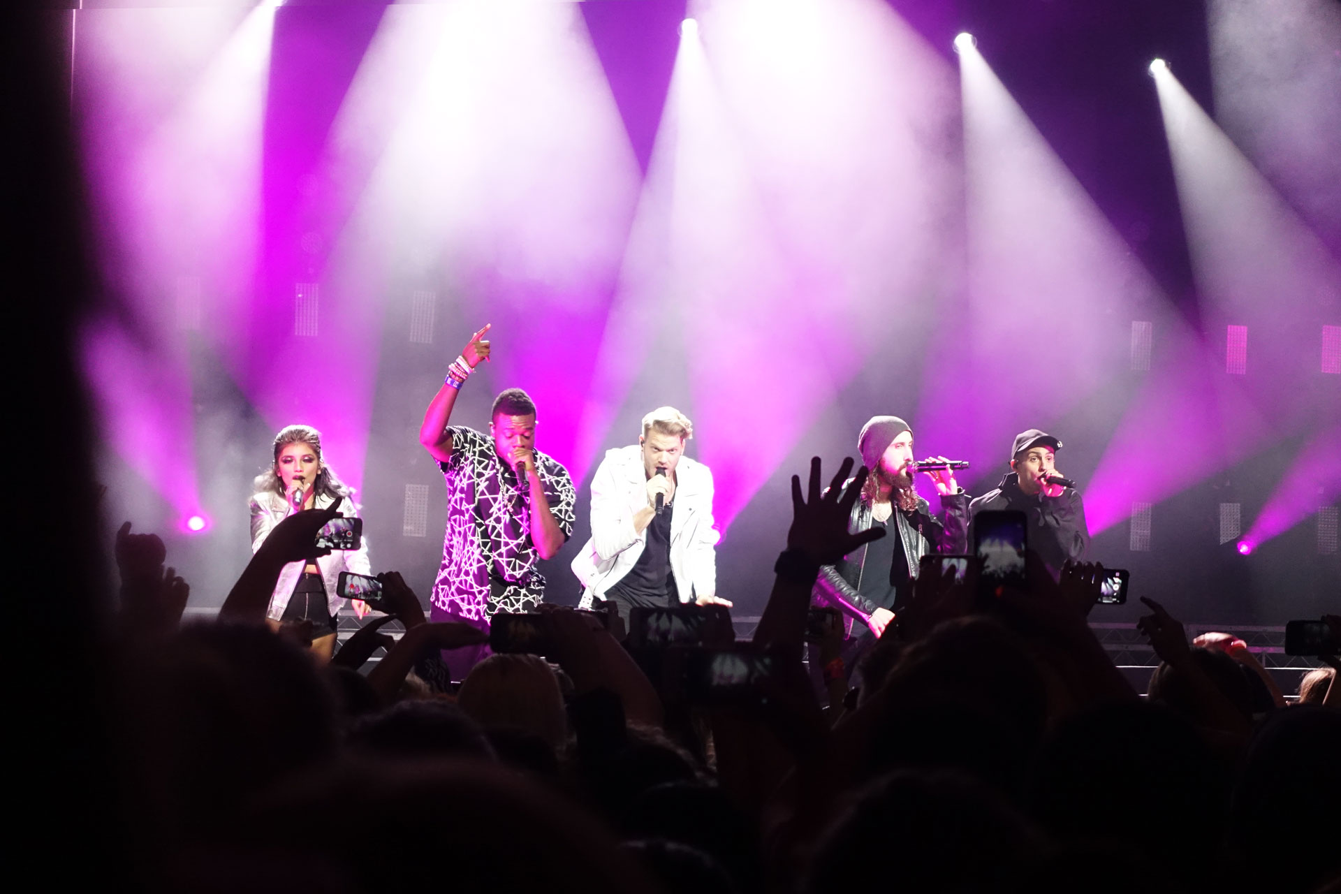 Seeing Pentatonix Live at the Enmore Theatre Sydney