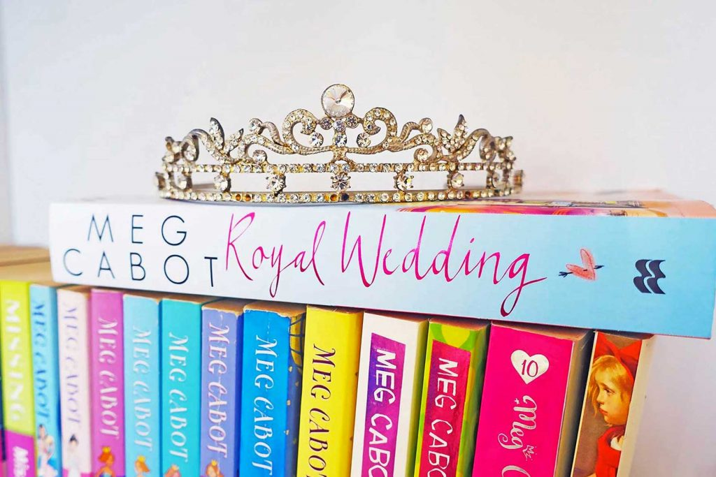 Princess Diaries Royal Wedding Book Review
