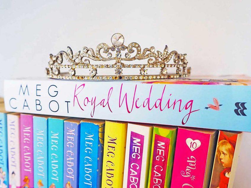 Princess Diaries Royal Wedding Book Review