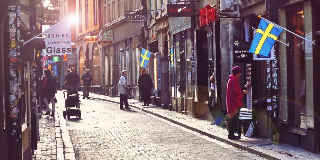 cross butik stockholm