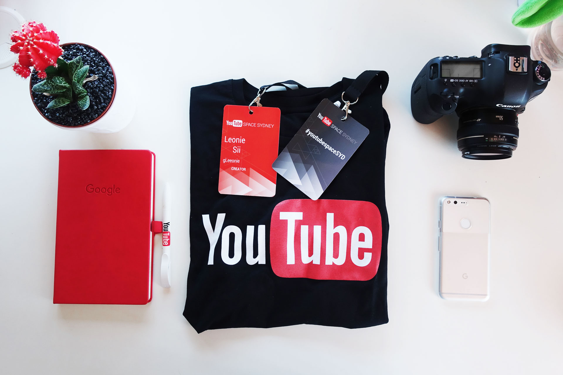 YouTube Space in Sydney