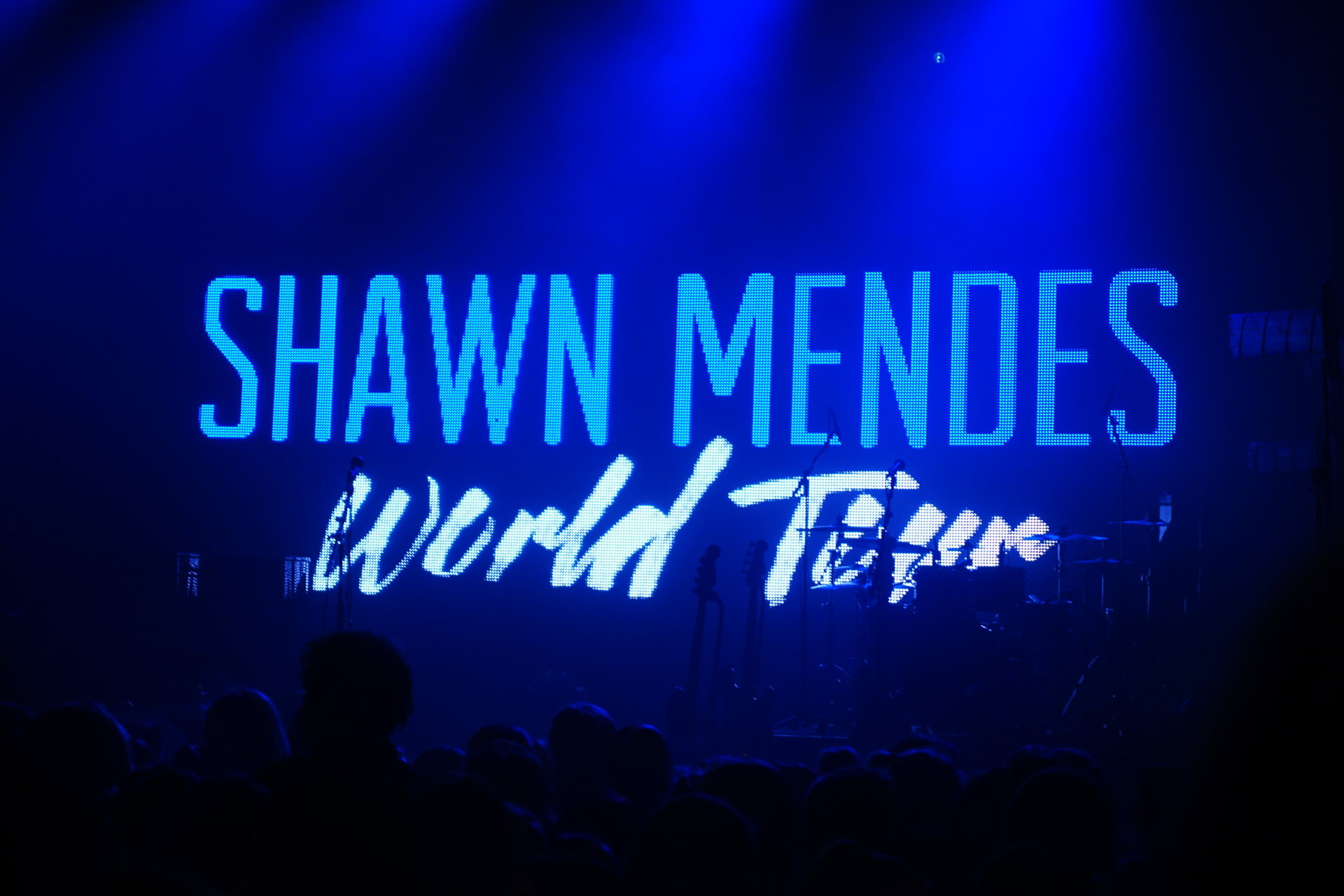 Shawn Mendes World Tour Sydney Australia