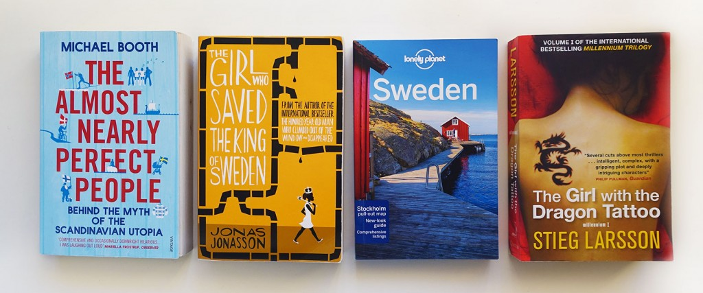 good Swedish books and Swedish novels