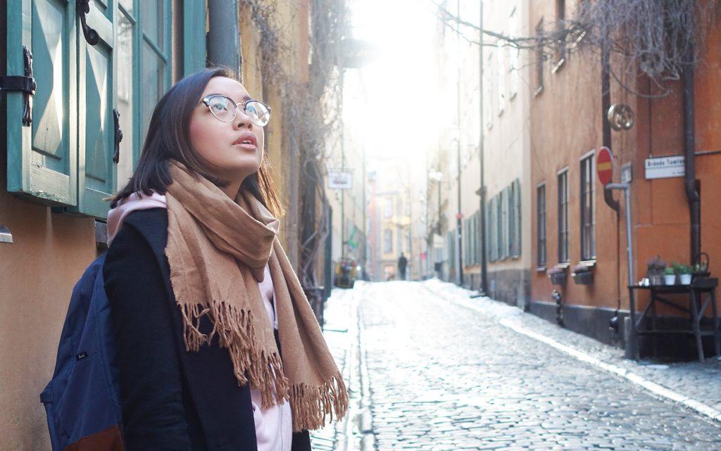 I left my heart in Stockholm