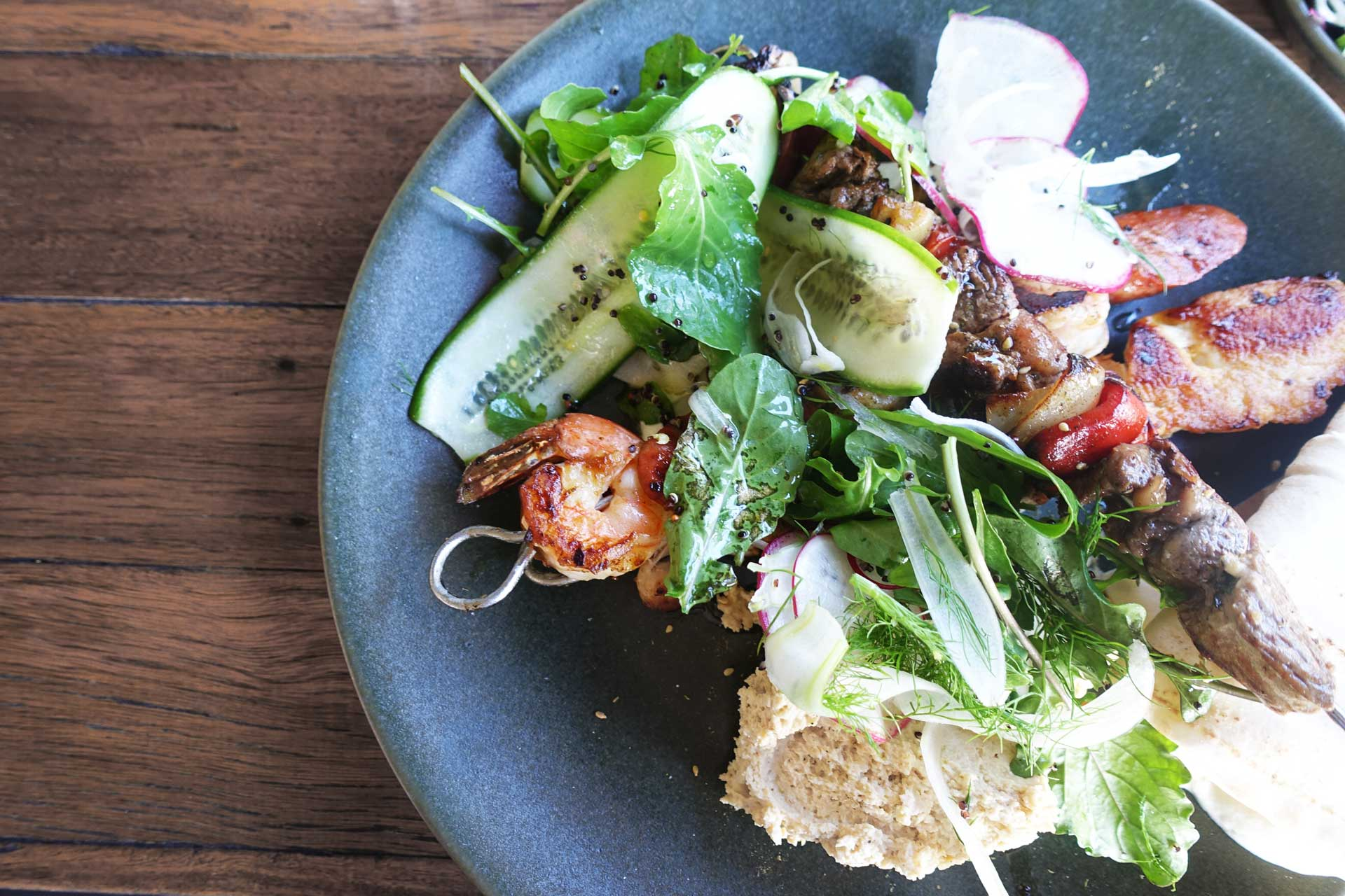 Countryside Brunch at Wildpear Cafe, Dural