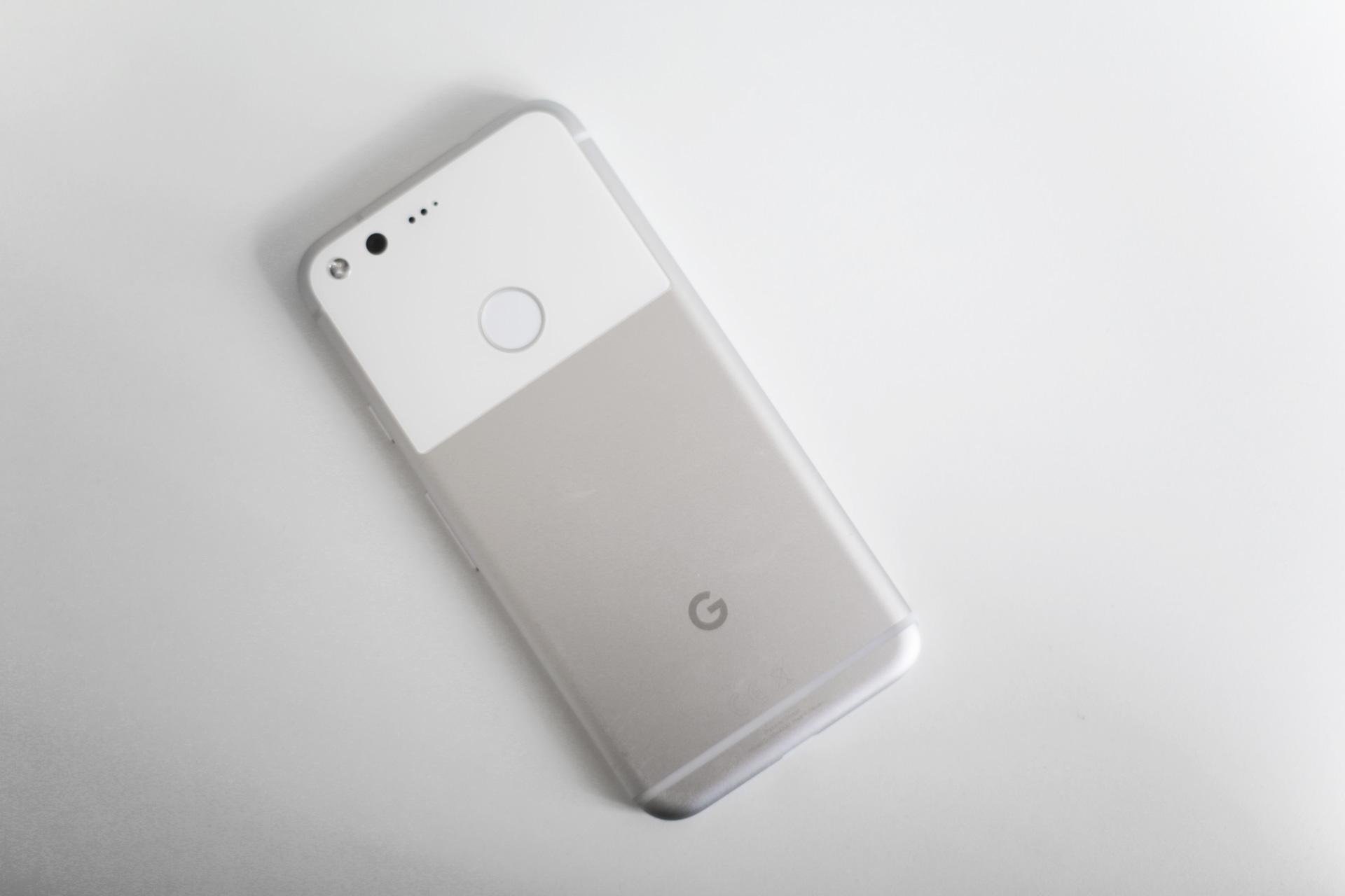 Google Pixel –Aesthetics