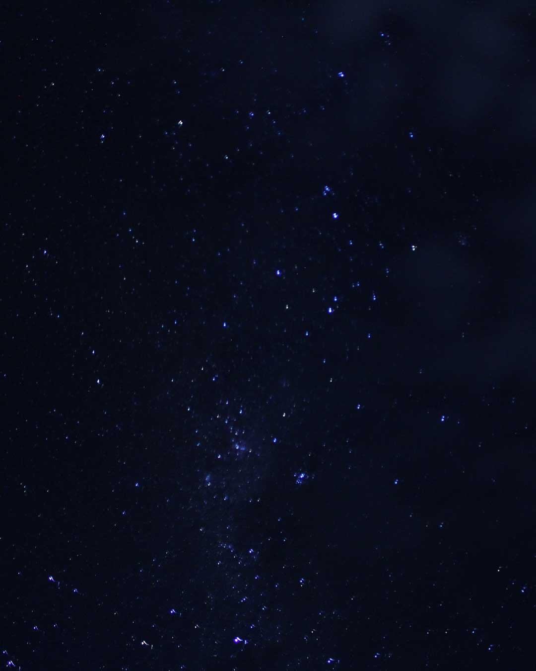 Night Sky at Coles Bay Tasmania