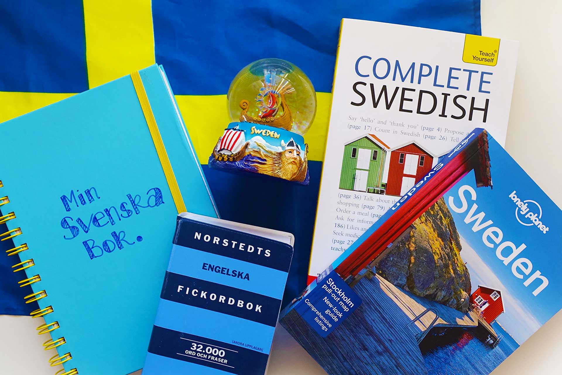 Tips to Learn Swedish – Beginner and Self-Learner